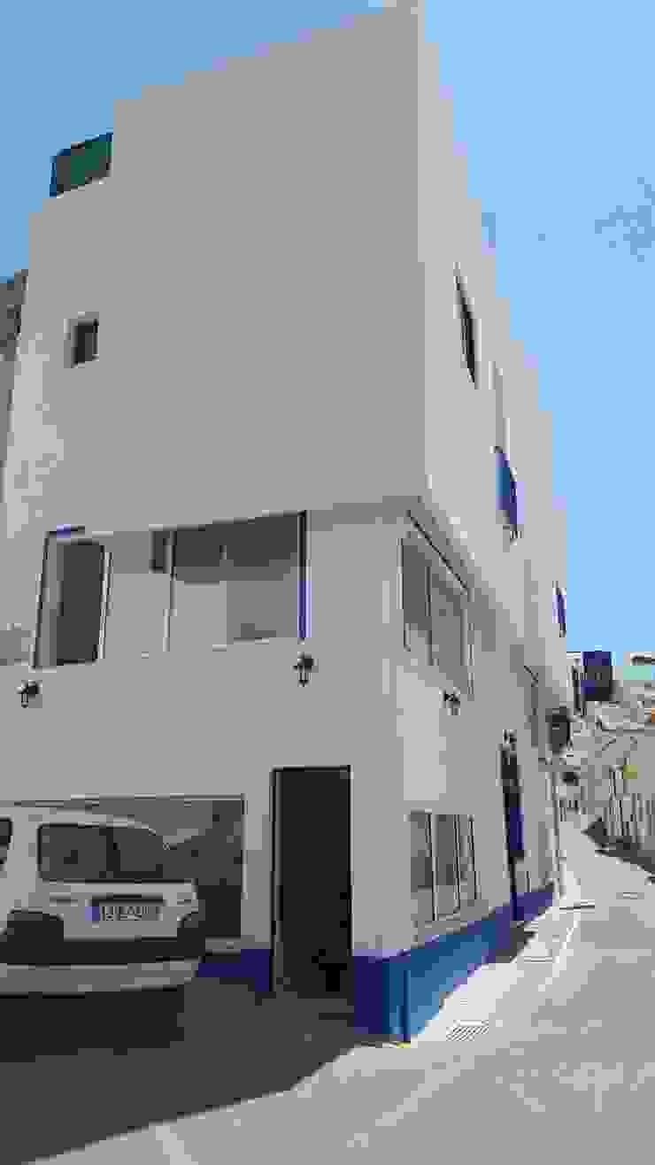 Remodelação e Alteração da função – Albufeira por 7@ARQ. (arquitectura & construção)