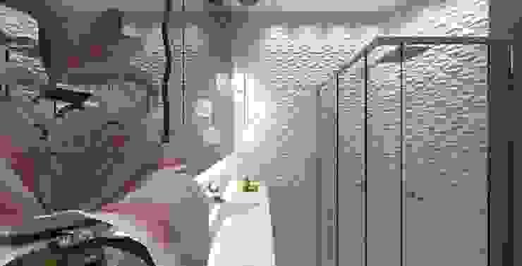 Projetos de Banheiros por Braun Moveis Eclético