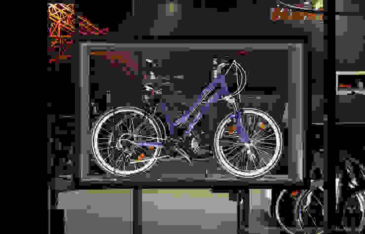 MegaConcept Store da KTM Bike Industries / Bicicletas Coelho por FIAR Moderno