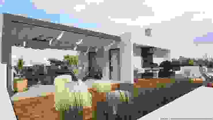 โดย Diez y Nueve Grados Arquitectos มินิมัล