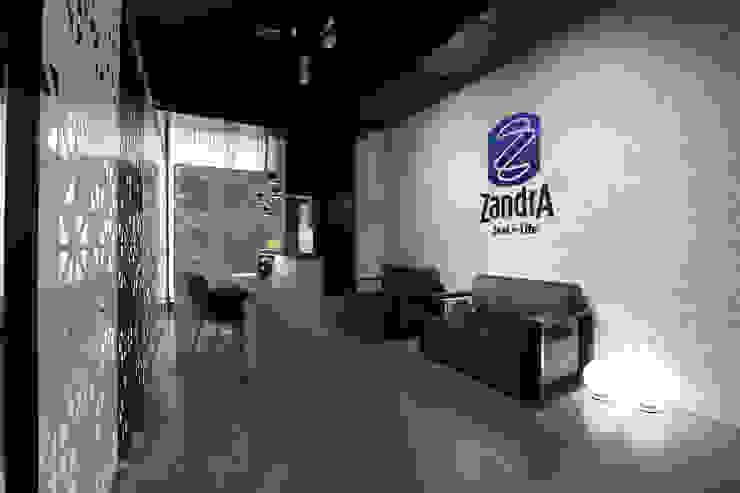 de Nitido Interior design Industrial Ladrillos
