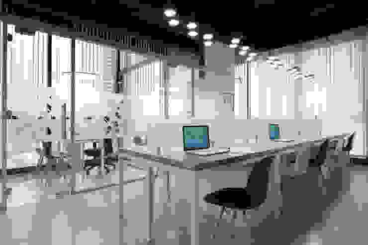 de Nitido Interior design Industrial Metal