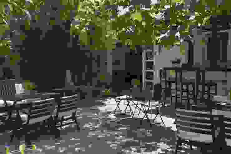 İNCİRLİEV OTEL ALAÇATI İBRAHİM TOPAL YAPI & MİMARLIK Akdeniz Taş