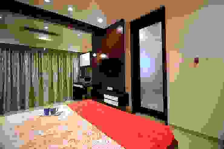 atman and helees flat studio 7 designs BedroomAccessories & decoration