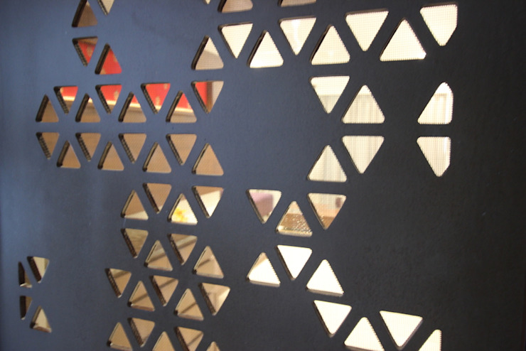 atman and helees flat studio 7 designs Corridor, hallway & stairs Accessories & decoration