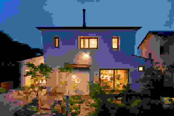 マッシュルーム・ハウス オリジナルな 家 の 大森建築設計室 オリジナル