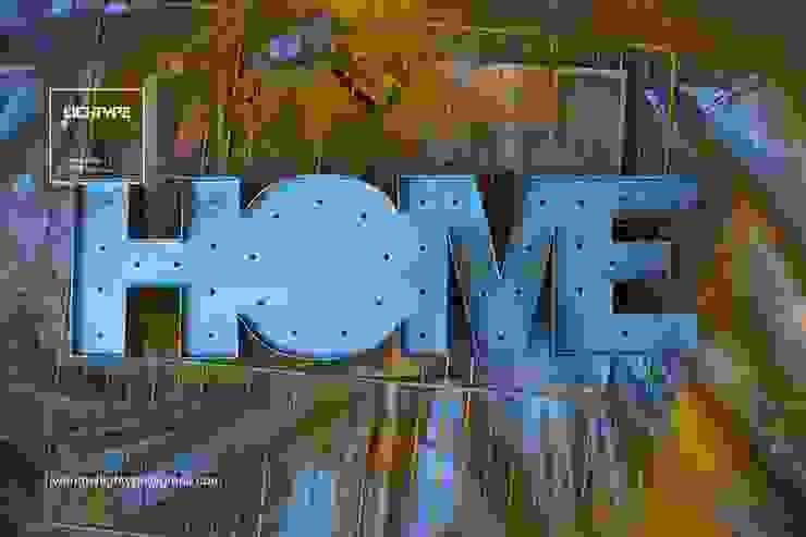 HOME TYPE por LIGHTYPE Clássico