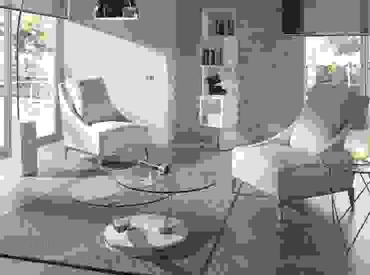 Mesas de centro Coffee Tables www.intense-mobiliario.com Antúrio http://intense-mobiliario.com/product.php?id_product=8865 por Intense mobiliário e interiores; Moderno