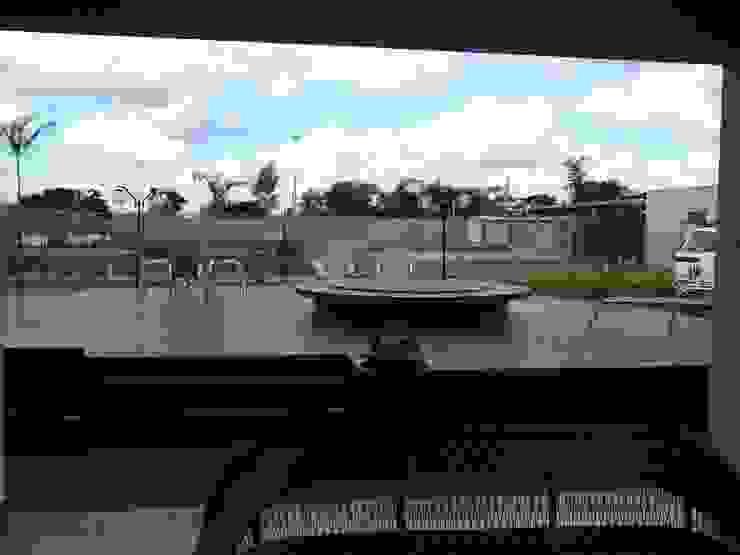 Spa tropicale par Borges Arquitetura & Paisagismo Tropical