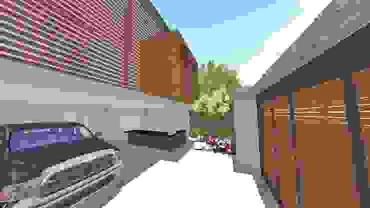 Borges Arquitetura & Paisagismo Modern houses