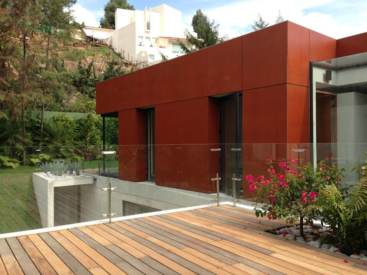 by Materia Arquitectonica