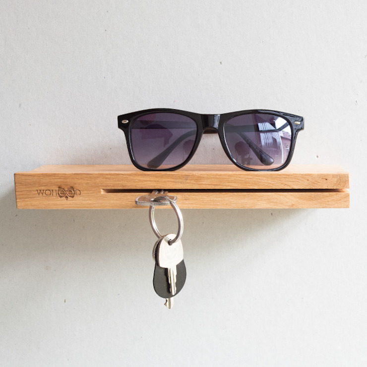 ทันสมัย  โดย Wohood, โมเดิร์น ไม้ Wood effect