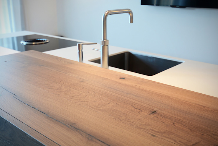 Keuken Waalwijk Moderne keukens van Ecker Keukens en Interieur Modern