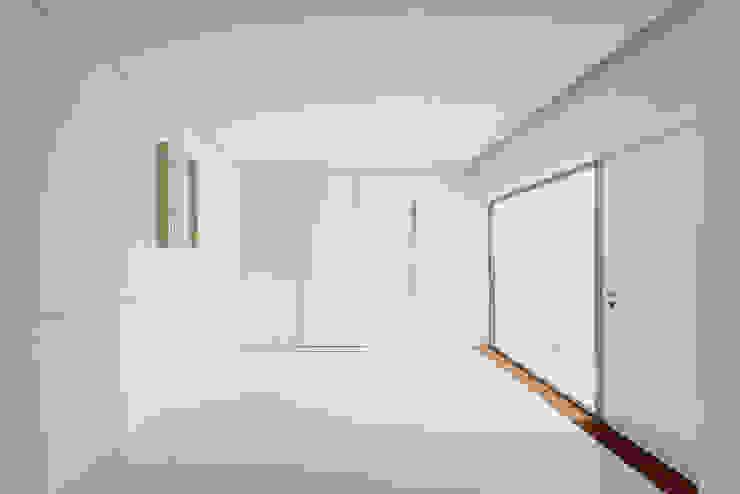 Hall de Entrada Corredores, halls e escadas minimalistas por Site Specific Minimalista