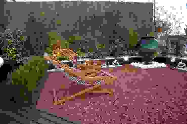 Jardin moderne par jardinista Moderne