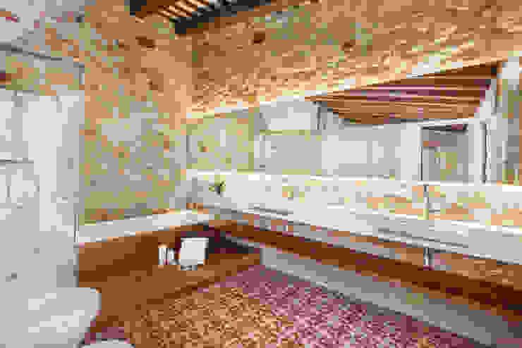 Baños Cases Singulars de l'Empordà, Samària 55, Pals Baños rústicos de TONO BAGNO | Pasión por tu baño Rústico