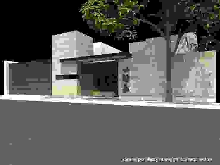Diez y Nueve Grados Arquitectos의 현대 , 모던