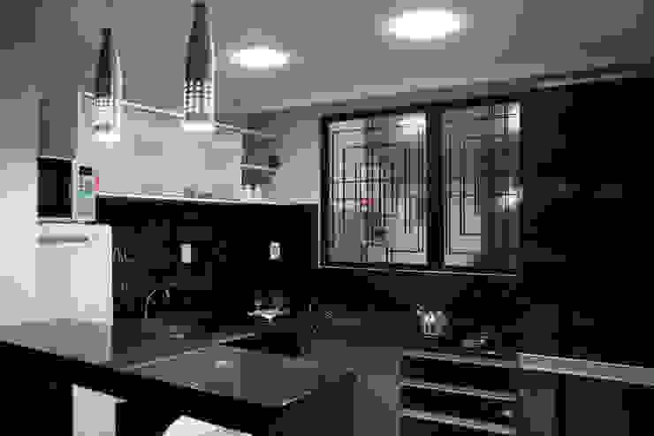 Academia MWP Cozinhas modernas por Carla Almeida Arquitetura Moderno