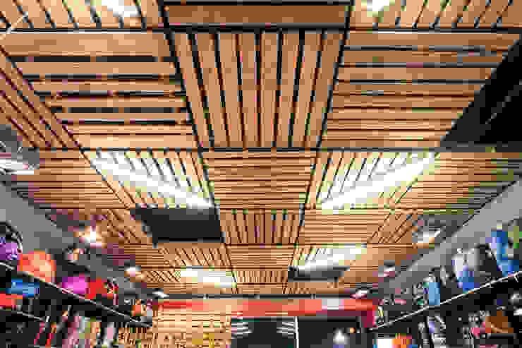 Güicho la Pradera de BCA Arch and Interiors Moderno