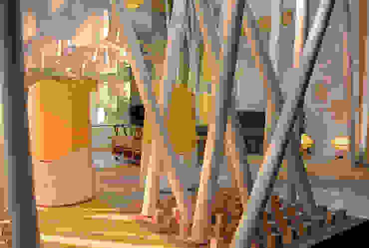 Pabellon Tendencias Habitat 2015 de BCA Taller de Diseño Moderno
