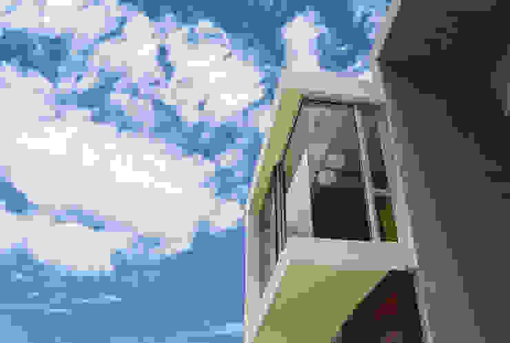 Casa Bosque de Niebla Casas modernas de BCA Taller de Diseño Moderno