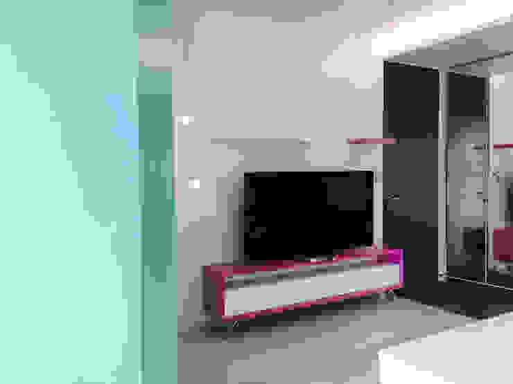 Casa Invernadero Salones modernos de BCA Arch and Interiors Moderno
