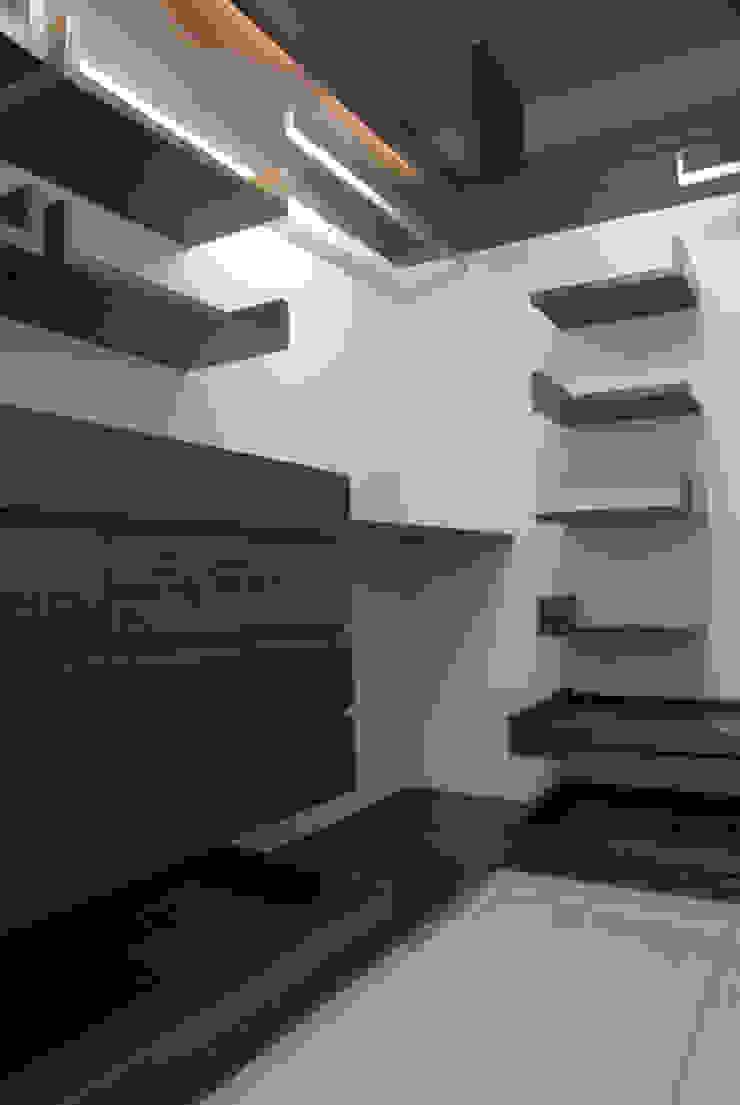 Casa Invernadero Dormitorios modernos de BCA Arch and Interiors Moderno