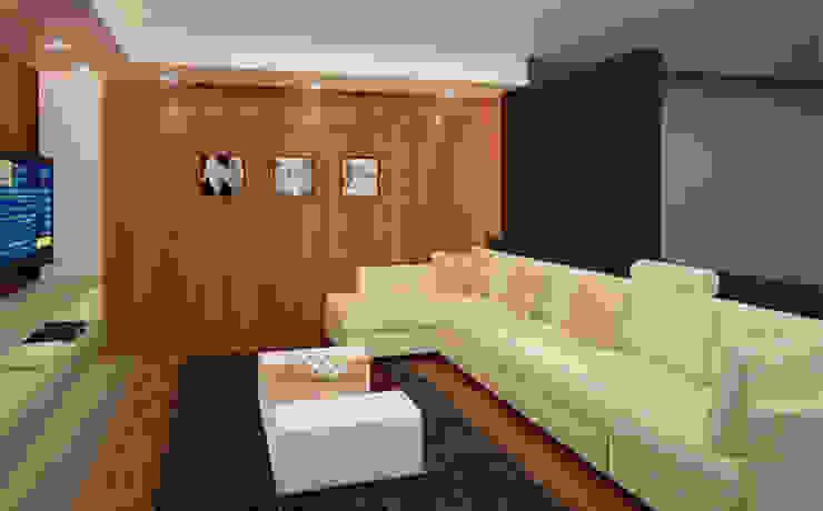 Casa PG Salones modernos de BCA Taller de Diseño Moderno