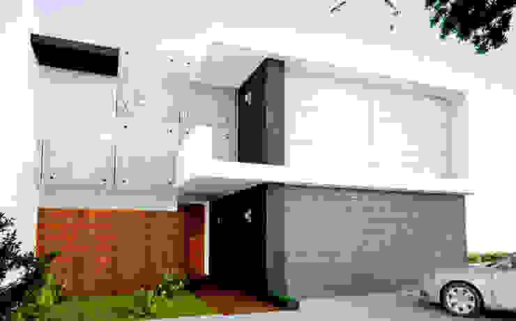 Casa Real del Bosque Casas modernas de BCA Taller de Diseño Moderno
