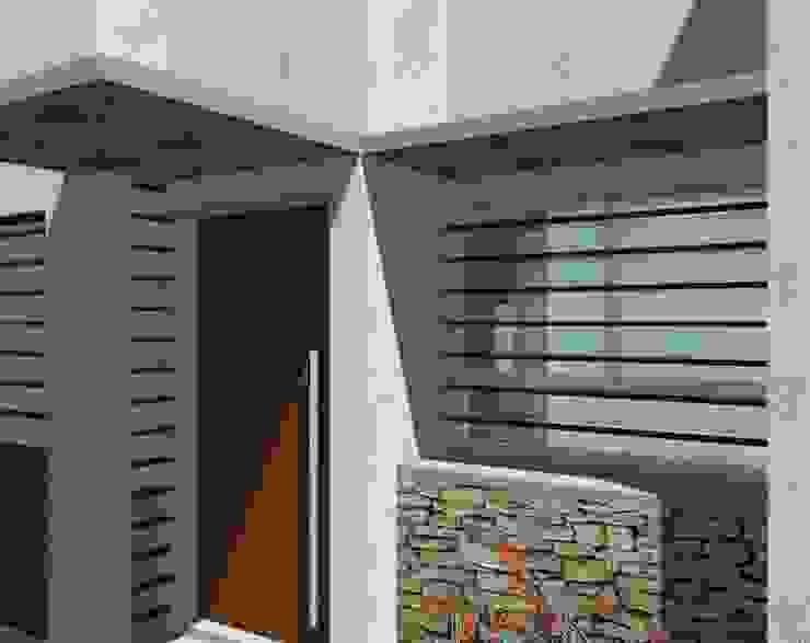 Casas modernas por D&D Arquitectura Moderno