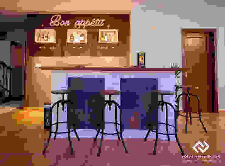 Moderne Küchen von C2INTERIORISTAS Modern