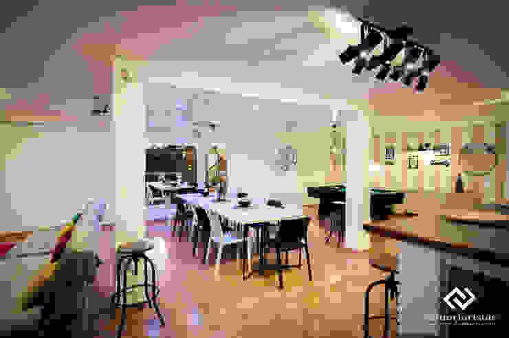 Modern dining room by C2INTERIORISTAS Modern
