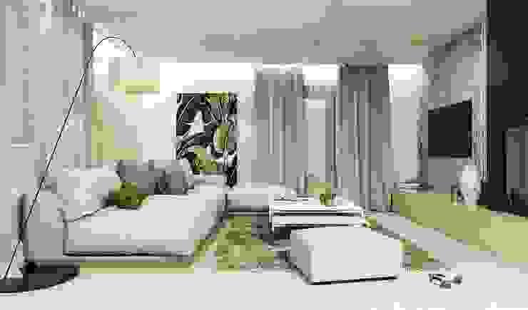 Living room by FOORMA