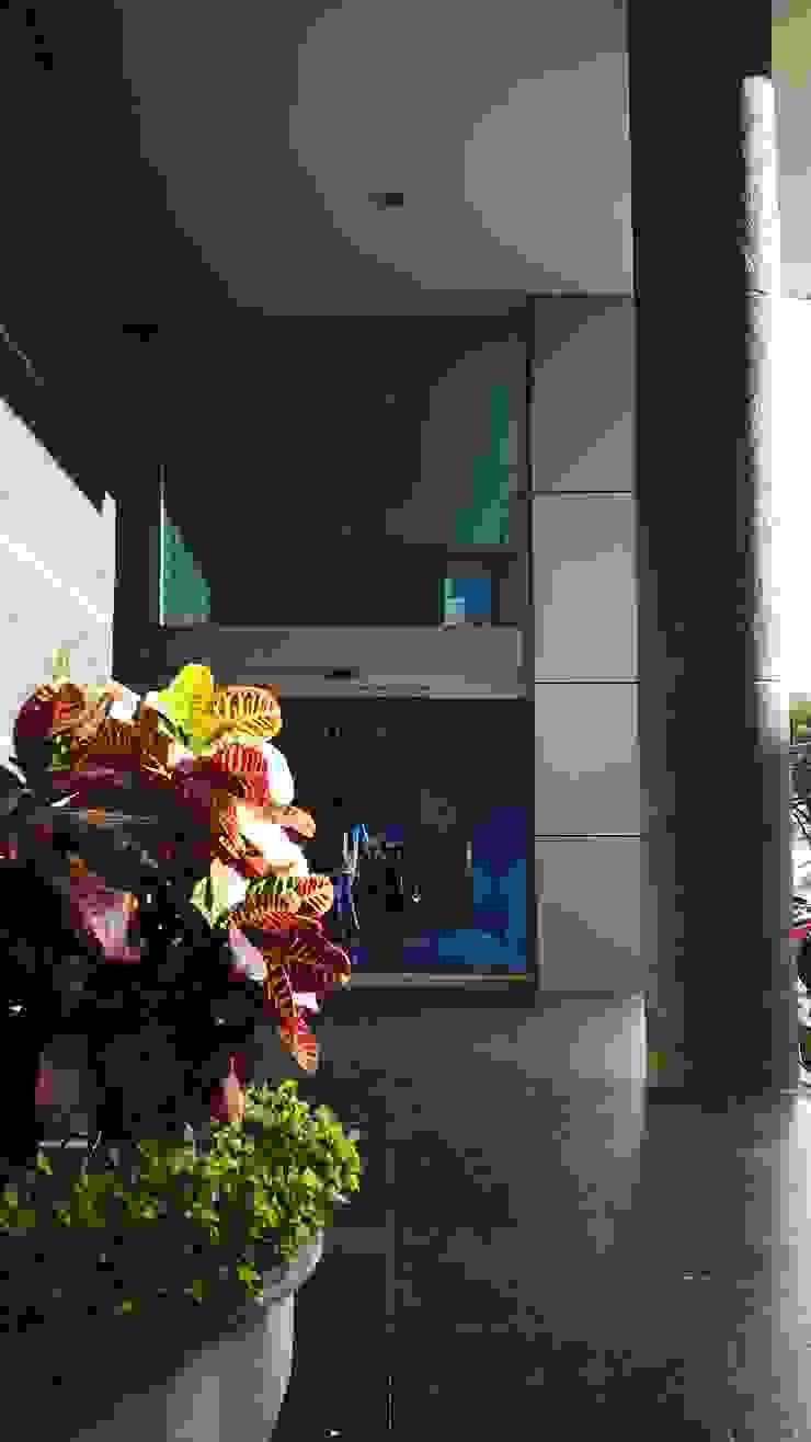 HALL TORRE EMPRESARIAL / Cali de ION arquitectura SAS Moderno