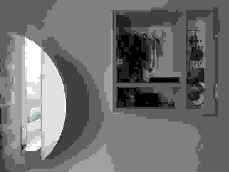 PORTAGIOIE RONDO' di Frigerio Paolo & C. Moderno Legno Effetto legno