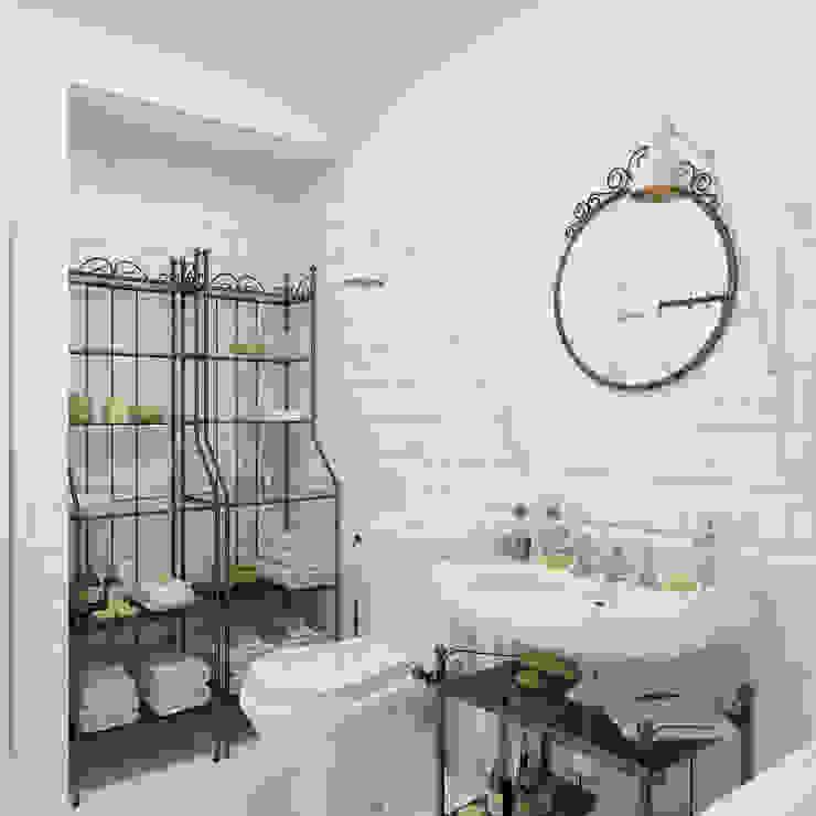 3D GROUP 스칸디나비아 욕실