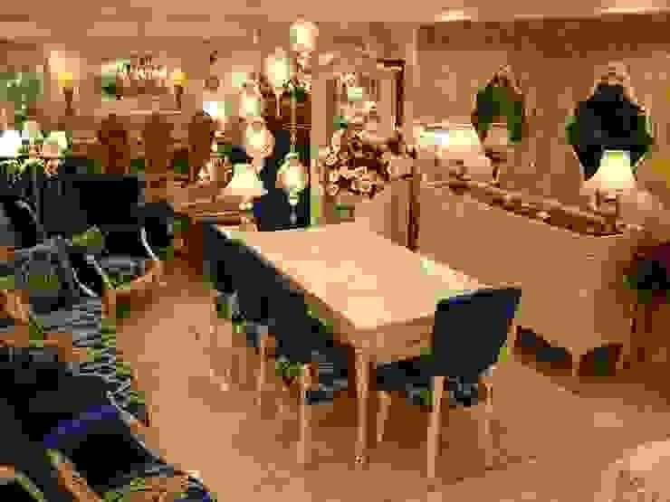 Sonmez Mobilya Avantgarde Boutique Modoko Ruang Makan Minimalis