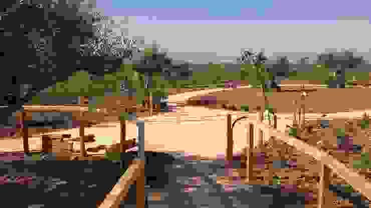Studio Angius - Pisano Mediterranean style garden