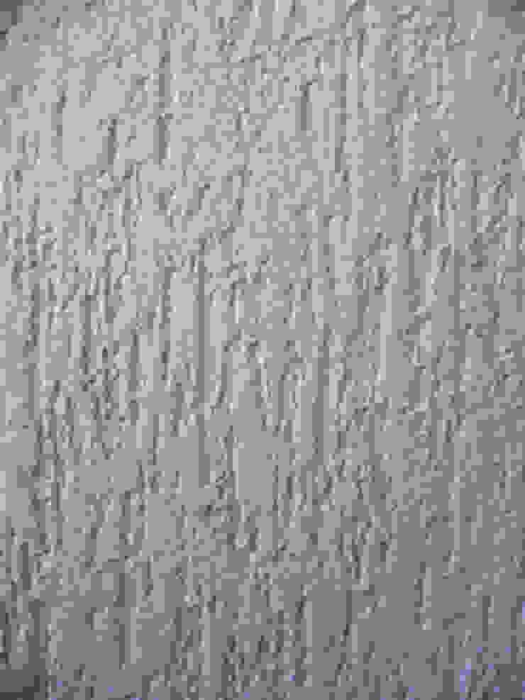 Reboco Decorativo / Acabamento Decorativo Salas de estar rústicas por RenoBuild Algarve Rústico