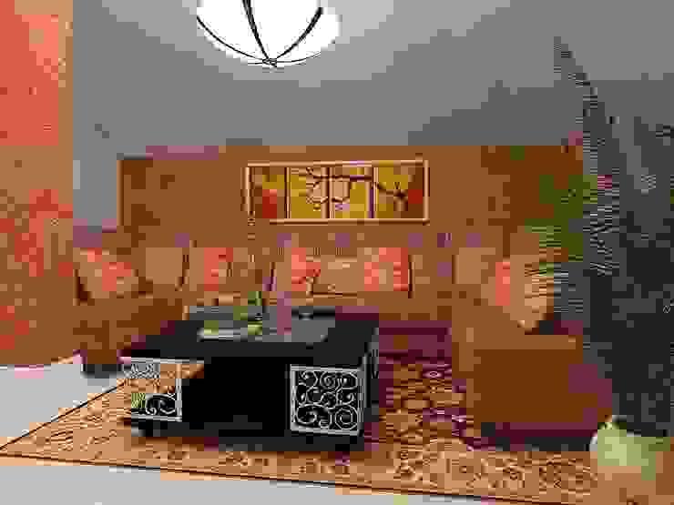 кальянная Медиа комната в классическом стиле от Дизайн-студия Сергеевой Надежды Классический