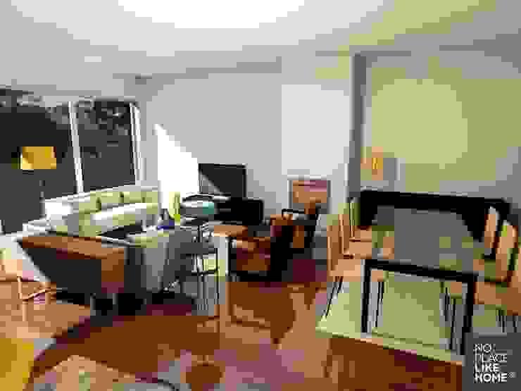 Layout Sketch por No Place Like Home ® Moderno