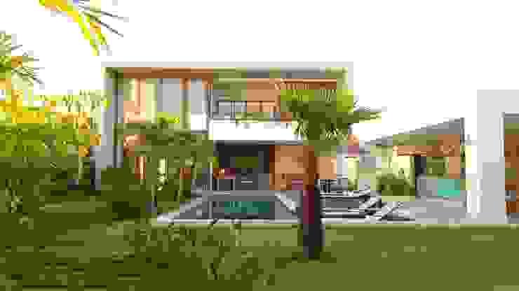 de Tânia Póvoa Arquitetura e Decoração Tropical