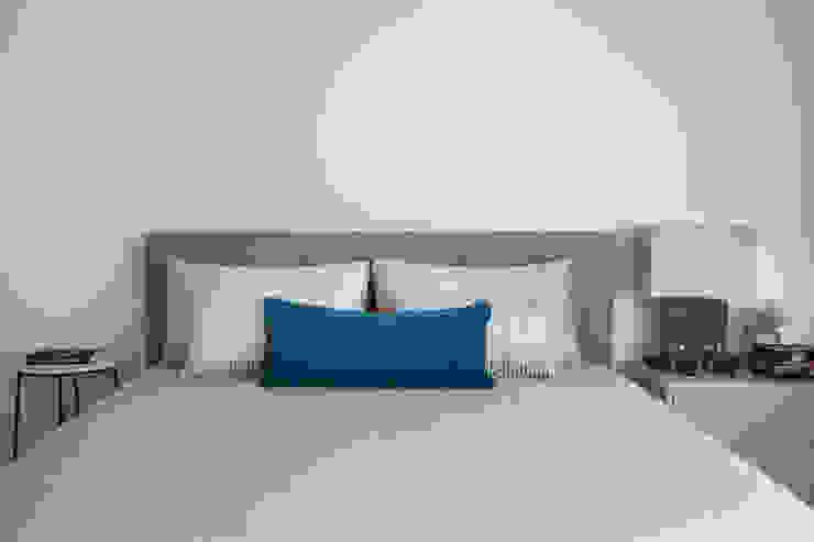 de CASA MARQUES INTERIORES Moderno Textil Ámbar/Dorado