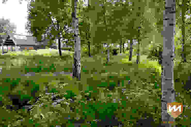 Jardins campestres por Van Mierlo Tuinen | Exclusieve Tuinontwerpen Campestre