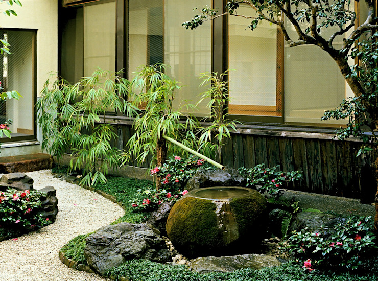 Enatsu Garden Architect / 江夏庭苑事務所 Asian style gardens