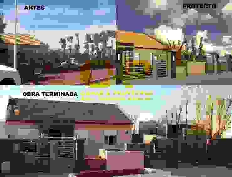 Remodelacion de fachada de Obras & Proyectos