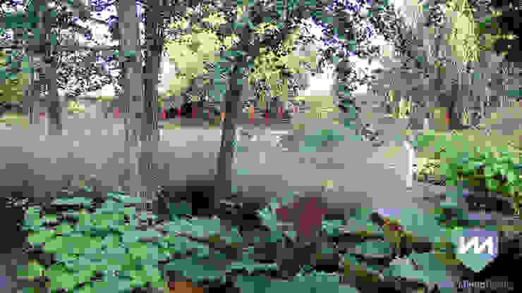 Сады в . Автор – Van Mierlo Tuinen | Exclusieve Tuinontwerpen,