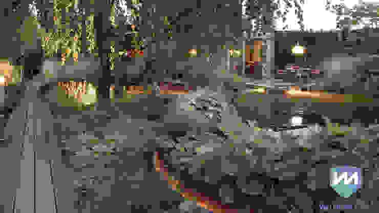 Taman Gaya Country Oleh Van Mierlo Tuinen | Exclusieve Tuinontwerpen Country