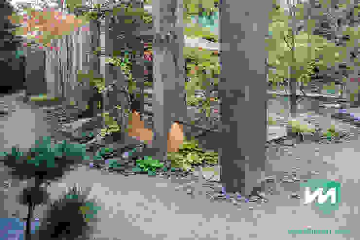 Asian style garden by Van Mierlo Tuinen | Exclusieve Tuinontwerpen Asian