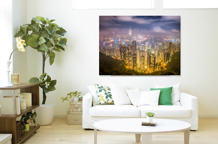 Hong Kong from The Peak Nick Jackson Photography ArtworkPictures & paintings